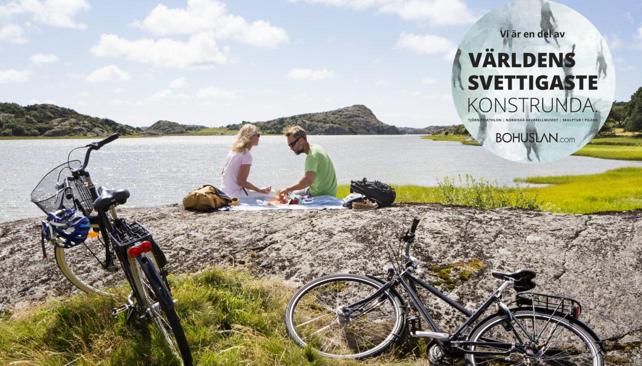 Cykelpaket Stenungsbaden