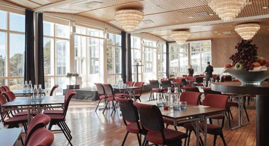 Stenungsbaden Konferens - restaurant