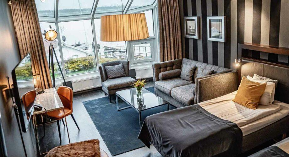 Stenungsbaden Konferens - guest room