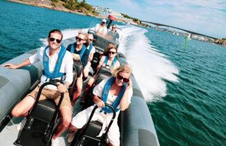 RIB-boat Saturdays